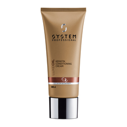 SYSTEM PROFESSIONAL - LuxeOil Keratin Conditioning Cream 200 ml