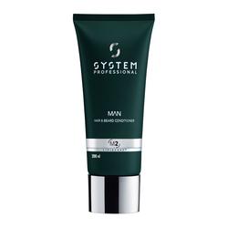 System Man - Hair&Beard Conditioner 200 ml