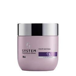 SYSTEM PROFESSIONAL - Color Save Mask 200 ml