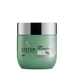 SYSTEM PROFESSIONAL - Nativ argilla pre-shampoo 200 ml