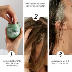 Nativ argilla pre-shampoo 200 ml