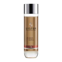 SYSTEM PROFESSIONAL - LuxeOil Keratin Protect Shampoo 250 ml