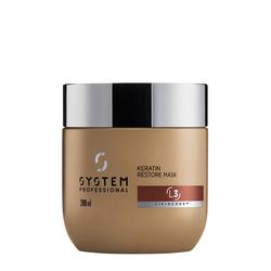 SYSTEM PROFESSIONAL - LuxeOil Keratin Restore Mask 200 ml