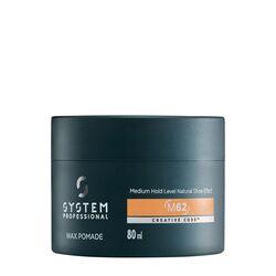 System Man - Wax Pomade 80 ml