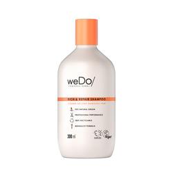 WEDO - Rich & Repair Shampoo  - Shampoo per capelli crespi o molto danneggiati 300ml