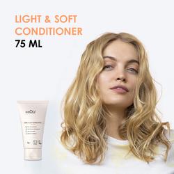 Light & Soft Conditioner - Conditioner per capelli fini 75ml
