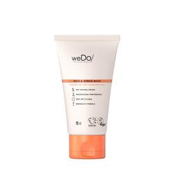 WEDO - Rich & Repair Mask  - Maschera per capelli crespi o molto danneggiati 75ml