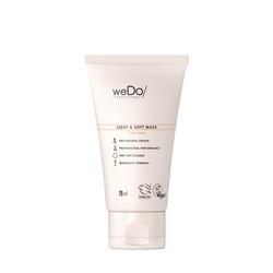WEDO - Light & Soft Mask  - Maschera per capelli fini 75ml