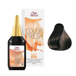 Wella Professionals - Wella Color Fresh 5/07 Castano chiaro naturale sabbia