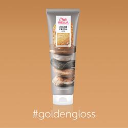 Wella Color Fresh Mask Golden Gloss