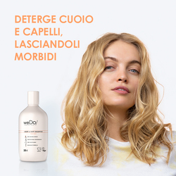 Light & Soft Shampoo  - Shampoo per capelli fini 300ml