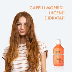 Moisture & Shine Shampoo  - Shampoo per capelli spenti o danneggiati 100ml