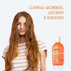 Moisture & Shine Shampoo  - Shampoo per capelli spenti o danneggiati 300ml