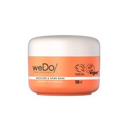 WEDO - Moisture & Shine Mask  - Maschera per capelli spenti o danneggiati 150ml