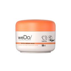WEDO - Rich & Repair Mask  - Maschera per capelli crespi o molto danneggiati 150ml