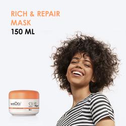 Rich & Repair Mask  - Maschera per capelli crespi o molto danneggiati 150ml