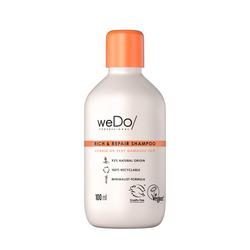 WEDO - Rich & Repair Shampoo  - Shampoo per capelli crespi o molto danneggiati 100ml