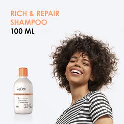 Rich & Repair Shampoo  - Shampoo per capelli crespi o molto danneggiati 100ml