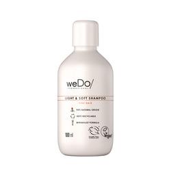WEDO - Light & Soft Shampoo  - Shampoo per capelli fini 100ml