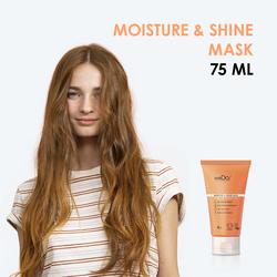 Moisture & Shine Mask  - Maschera per capelli spenti o danneggiati 75ml