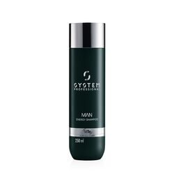 System Man - Energy Shampoo - Shampoo Energizzante 250 ml