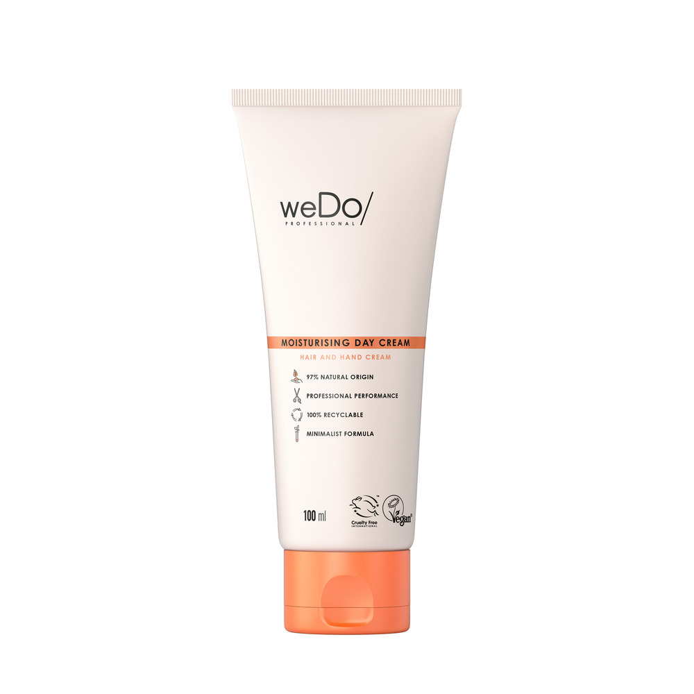 Moisturizing Day Cream  - Crema per capelli e mani 90ml